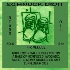 Beard Oil - Fir Needle