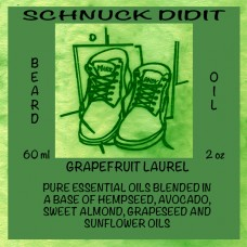 Beard Oil - Grapefruit / Laurel