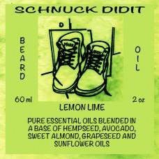 Beard Oil - Lemon / Lime