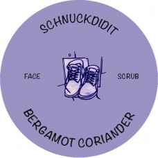 Face Scrub - Bergamot / Coriander