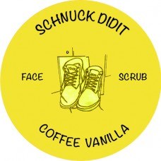 Face Scrub - Coffee / Vanilla