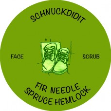 Face Scrub - Fir Needle / Spruce Hemlock