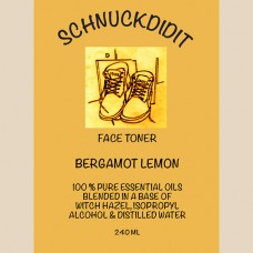 Face Toner - Bergamot / Lemon