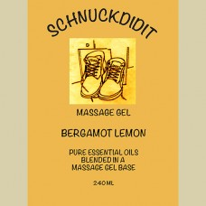 Massage Gel - Bergamot / Lemon