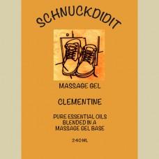 Massage Gel - Clementine