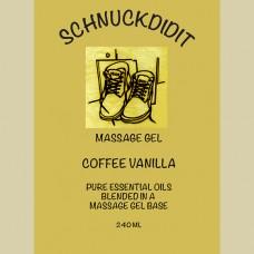 Massage Gel - Coffee / Vanilla