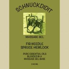 Massage Gel - Fir Needle / Spruce Hemlock