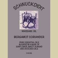 Massage Oil - Bergamot / Coriander