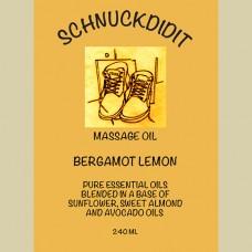 Massage Oil - Bergamot / Lemon
