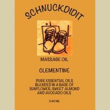 Massage Oil - Clementine