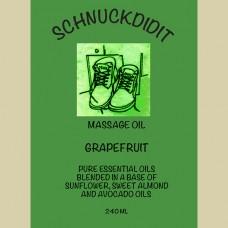 Massage Oil - Grapefruit