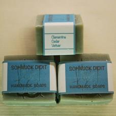 Soap - Clementine / Cedar / Vetiver
