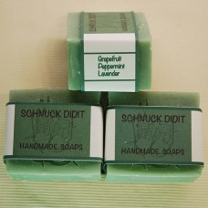 Soap - Grapefruit / Peppermint / Lavender